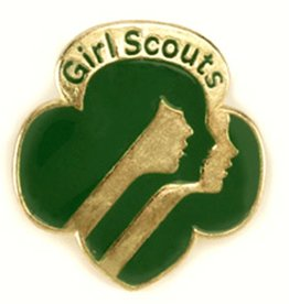 GIRL SCOUTS OF THE USA GS Membership Pin Contemporary