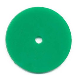 GIRL SCOUTS OF THE USA Brownie Disc Green