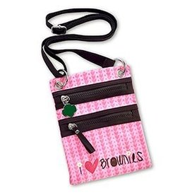 GIRL SCOUTS OF THE USA Brownie Crossbody Bag