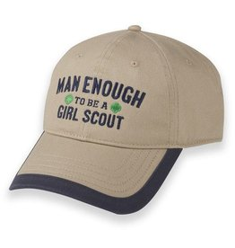 GIRL SCOUTS OF THE USA Man Enough Hat