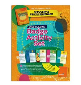 GIRL SCOUTS OF THE USA Senior It's Your Story Badge Pkt