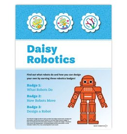 GIRL SCOUTS OF THE USA Daisy Robotics Badge Requirements