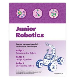 GIRL SCOUTS OF THE USA Junior Robotics Badge Requirements