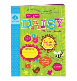 GIRL SCOUTS OF THE USA Daisy Journey Flower Garden Book