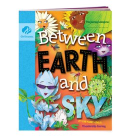 GIRL SCOUTS OF THE USA Daisy Journey Between Earth/Sky