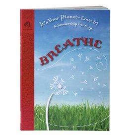 GIRL SCOUTS OF THE USA Cadette Journey Breathe Book