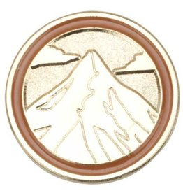 GIRL SCOUTS OF THE USA Brownie Journey Summit Award Pin