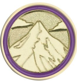 GIRL SCOUTS OF THE USA Junior Journey Summit Award Pin