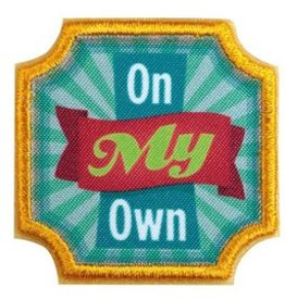 GIRL SCOUTS OF THE USA Ambassador On My Own Badge