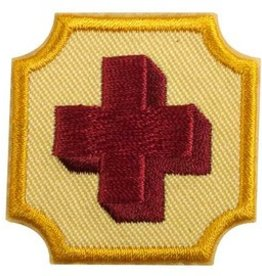GIRL SCOUTS OF THE USA Ambassador First Aid Badge