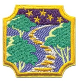 GIRL SCOUTS OF THE USA Ambassador Ultimate Challenge Badge
