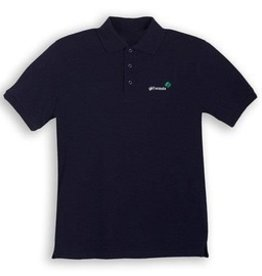 GIRL SCOUTS OF THE USA Men's Navy Polo
