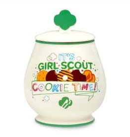 GIRL SCOUTS OF THE USA GS Cookie Jar 2018