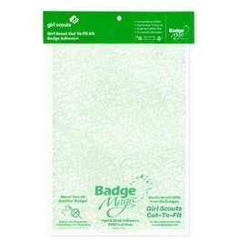 Badge Magic Badge and Patch Magic Adhesive Cut-To-Fit Kit