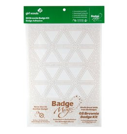 Badge Magic Brownie Badge Magic Adhesive Kit