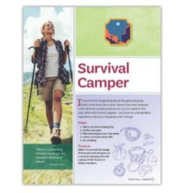 GIRL SCOUTS OF THE USA Ambassador Survival Camper Require.