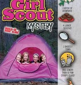 Gallopade International The Creepy Campout Mystery