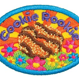 LITTLE BROWNIE BAKER 2018 Cookie Rookie Patch 12DOC