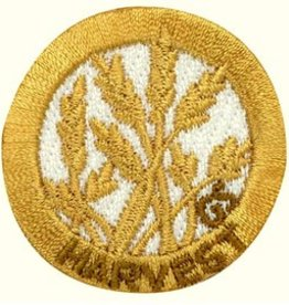 GIRL SCOUTS OF THE USA Senior Sow What Award Patch