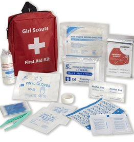GIRL SCOUTS OF THE USA First Aid Kit