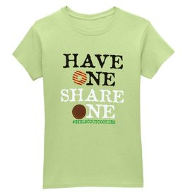 GIRL SCOUTS OF THE USA Have One, Share One T-Shirt