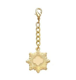 GIRL SCOUTS OF THE USA Gold Award Recognition Charm