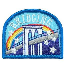 Advantage Emblem & Screen Prnt Bridging Fun Patch