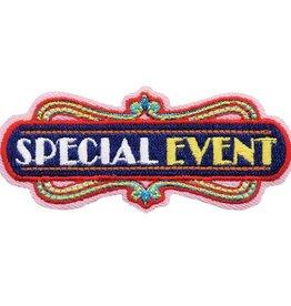 Advantage Emblem & Screen Prnt Special Event Marquee Fun Patch
