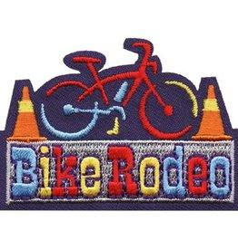 Advantage Emblem & Screen Prnt Bike Rodeo Fun Patch