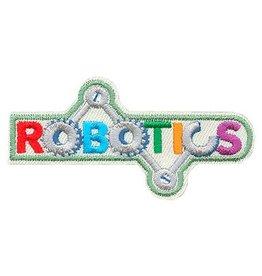 Advantage Emblem & Screen Prnt Robotics Fun Patch