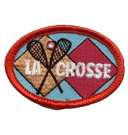 Advantage Emblem & Screen Prnt La Crosse Fun Patch