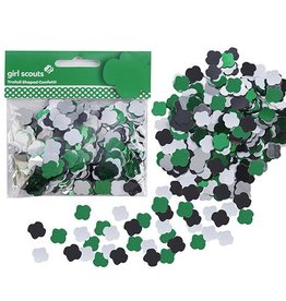 GIRL SCOUTS OF THE USA Trefoil Shaped Confetti