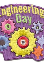 Advantage Emblem & Screen Prnt Engineering Day Fun Patch