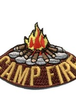 Advantage Emblem & Screen Prnt Camp Fire Fun Patch