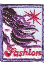 Advantage Emblem & Screen Prnt Fashion Fun Patch