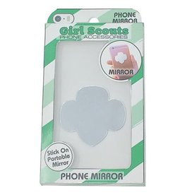 GIRL SCOUTS OF THE USA Trefoil Tech Mirror