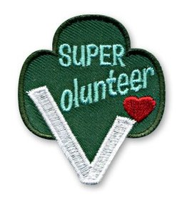 Super Volunteer Fun Patch