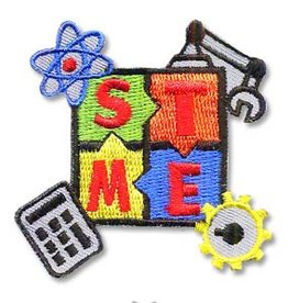 STEM Icons Fun Patch