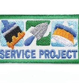 Service Project Fun Patch