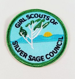 Silver Sage Council Patch