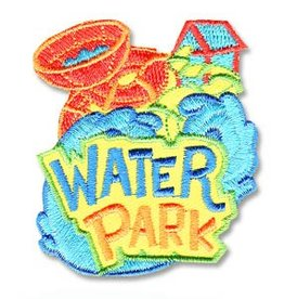 Water Park Fun Patch