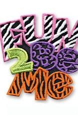 Fun 2 Be Me Animal Prints Fun Patch