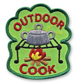 Outdoor Cook Fun Patch