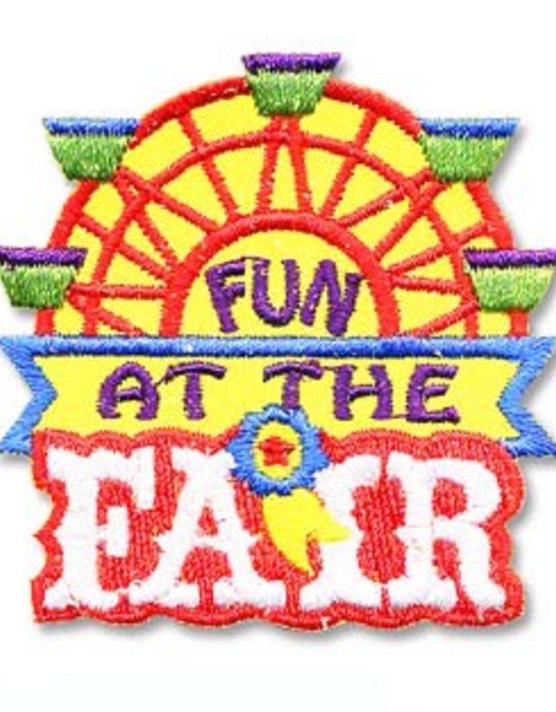 Fun at the Fair Fun Patch