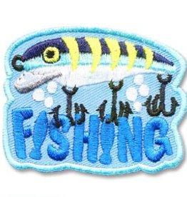 Fishing Lure Fun Patch