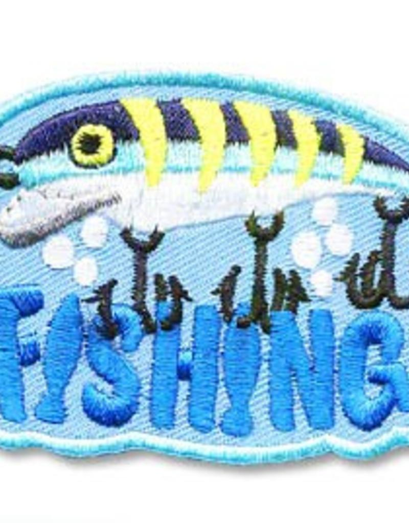 Fishing Lure Fun Patch