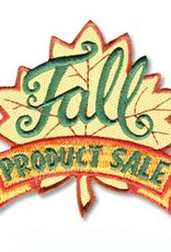 Fall Product Sale Fun Patch