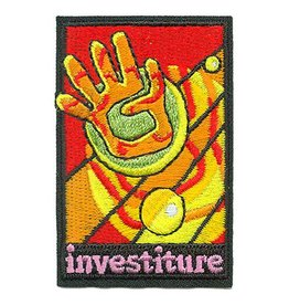 Investiture Hand Fun Patch