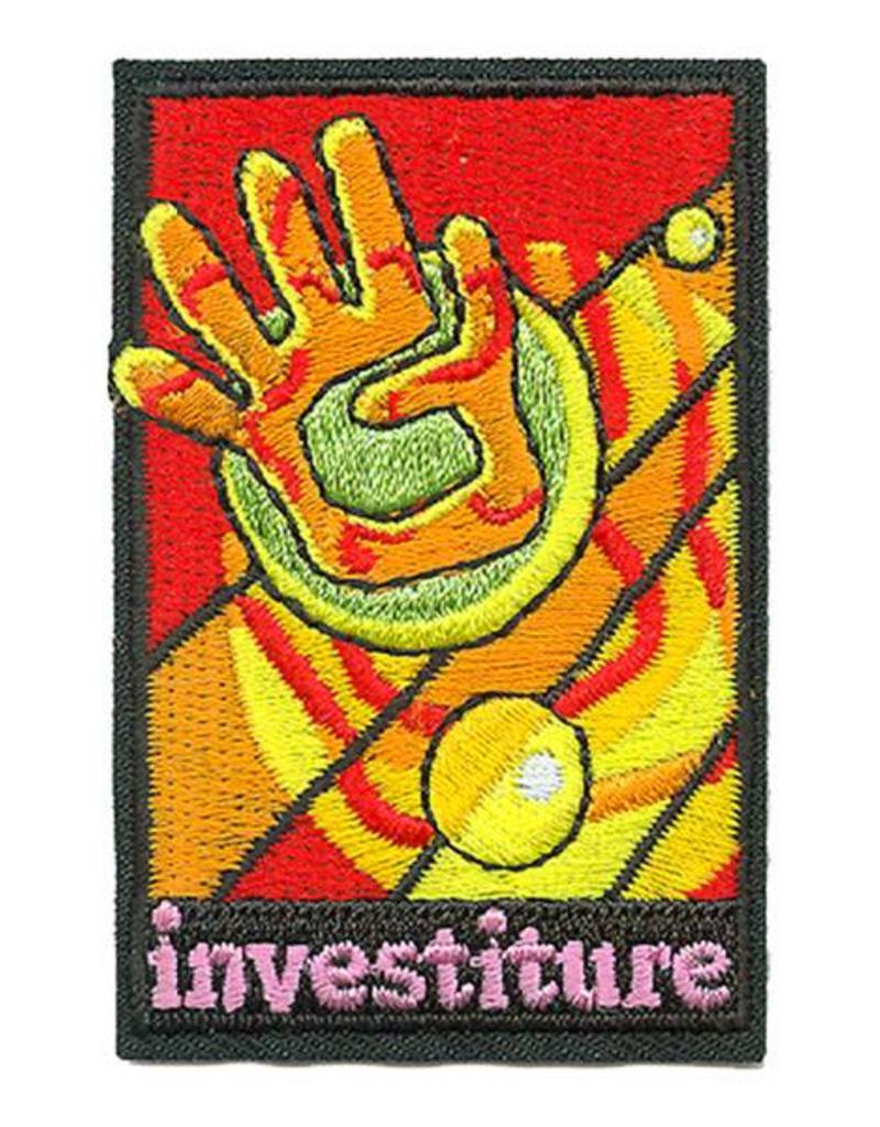 Investiture Hand Fun Patch