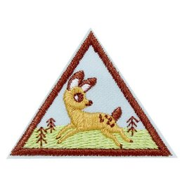 GIRL SCOUTS OF THE USA Brownie Eco Friend Badge